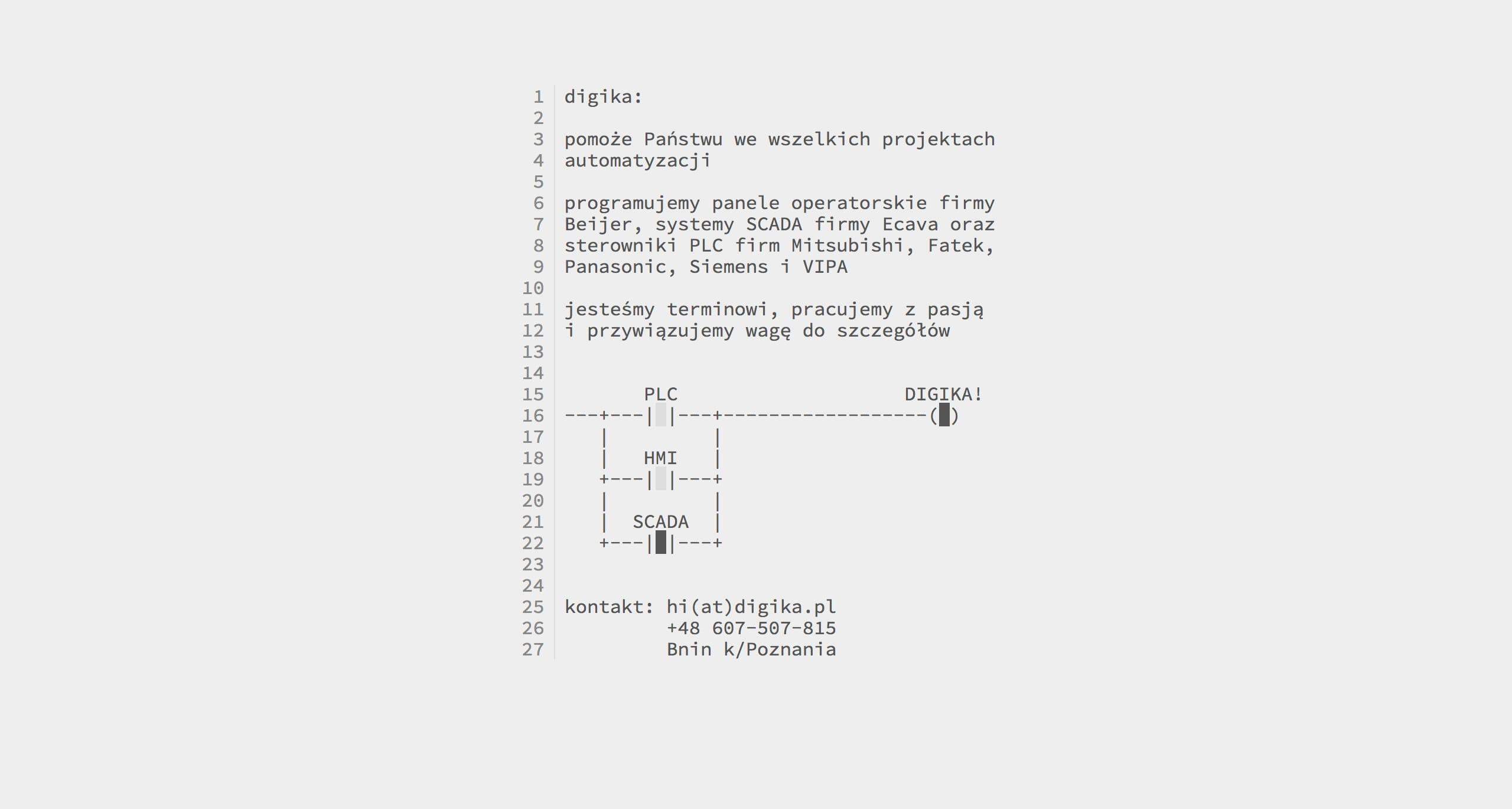 Digika Website Screenshot