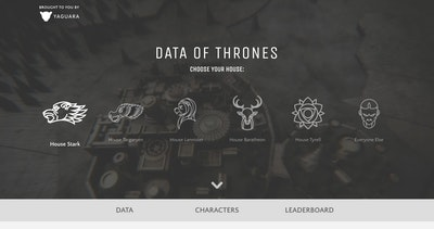 Data Of Thrones Thumbnail Preview