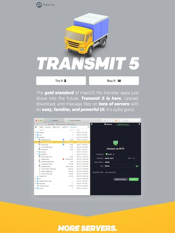 Transmit 5 Thumbnail Preview