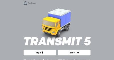 Transmit 5 Thumbnail Preview