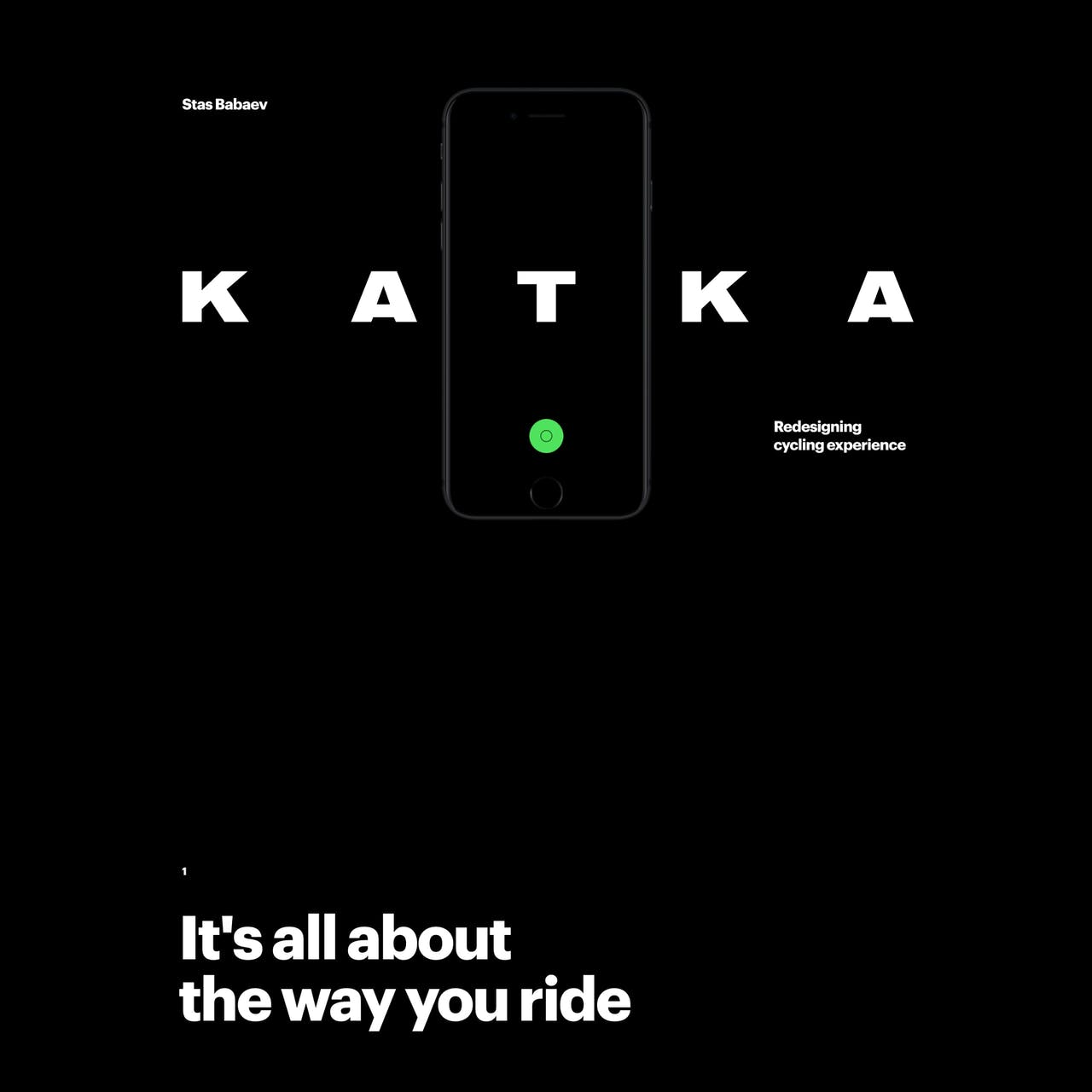 Katka Website Screenshot