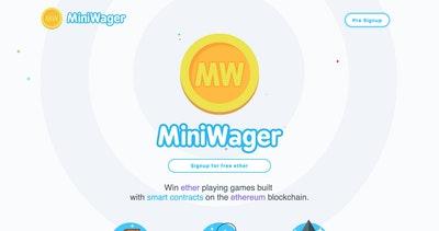 MiniWager Thumbnail Preview