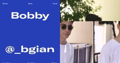 Bobby Giangeruso Thumbnail Preview
