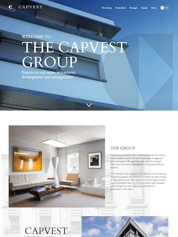 The Capvest Group Thumbnail Preview