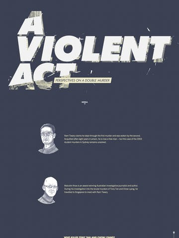 A Violent Act Thumbnail Preview