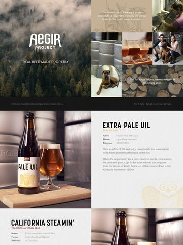 Aegir Project Brewery Thumbnail Preview