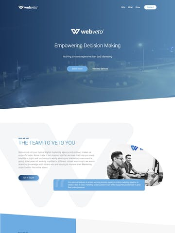 Webveto Thumbnail Preview