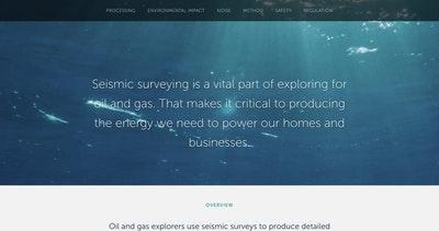 Seismic Survey Thumbnail Preview