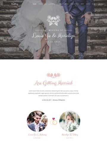 QB Wedding Thumbnail Preview