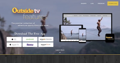 Outside TV Features Thumbnail Preview