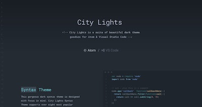 City Lights Thumbnail Preview