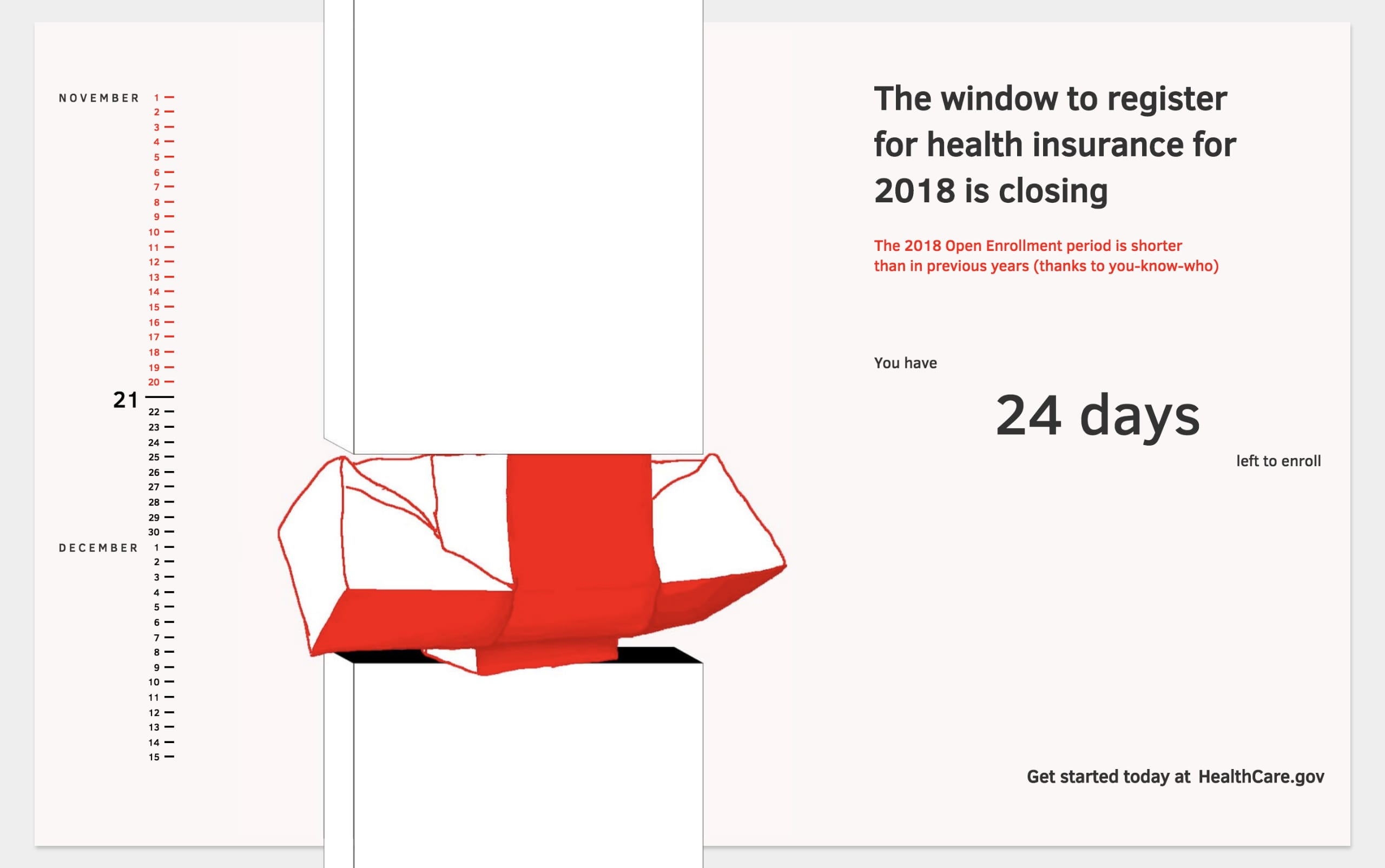Healthcare Window Website Screenshot