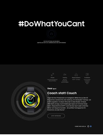 #DoWhatYouCant Thumbnail Preview