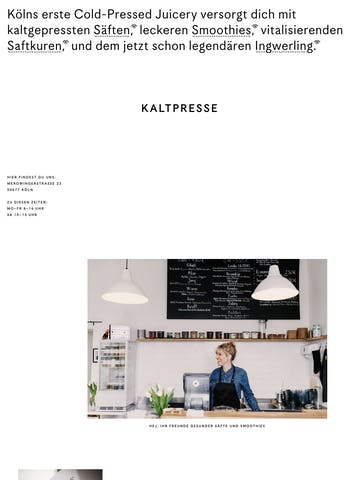 Kaltpresse Thumbnail Preview