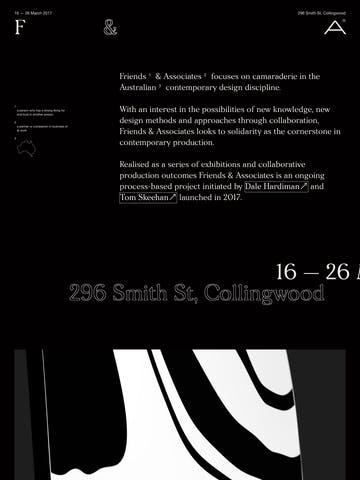 Friends & Associates Thumbnail Preview
