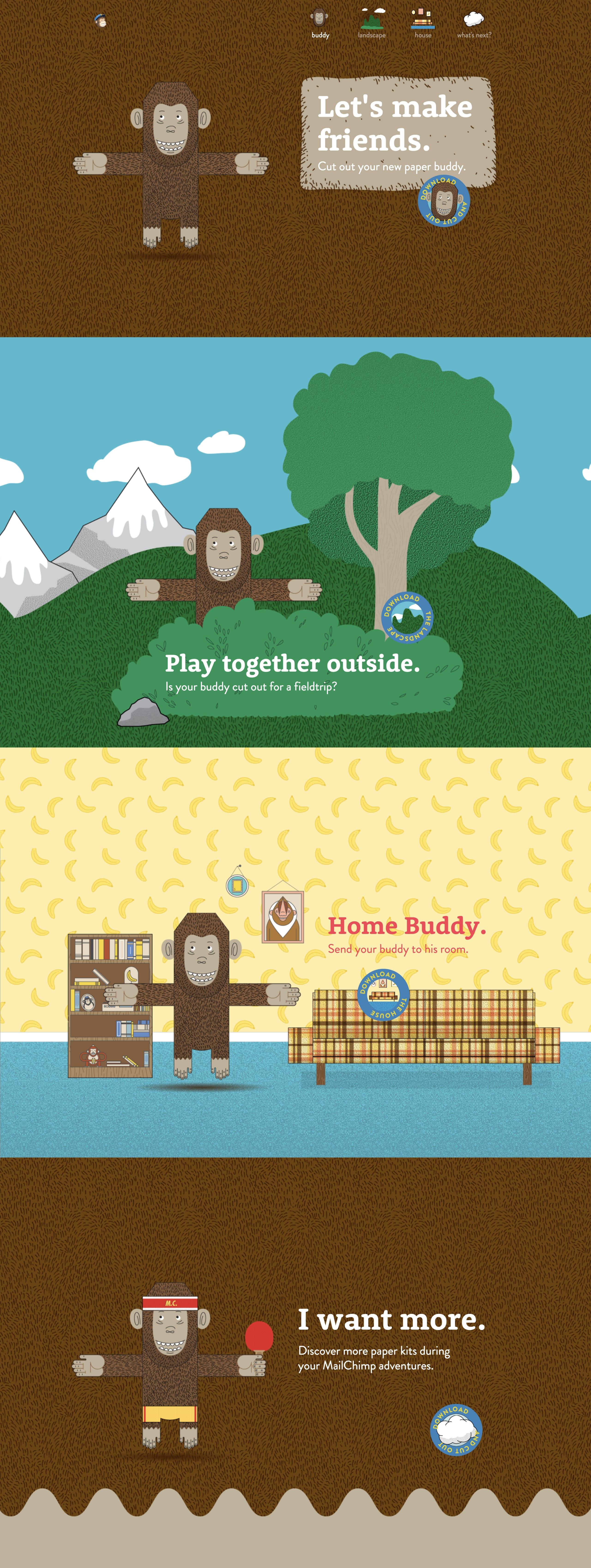 Paper Buddy Website Screenshot