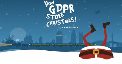 How GDPR Stole Christmas Thumbnail Preview