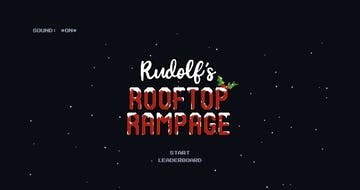 Rudolf's Rooftop Rampage Thumbnail Preview