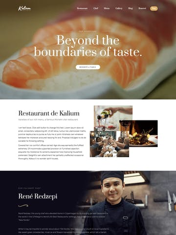 Kalium Restaurant Thumbnail Preview