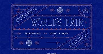 CodePen World's Fair Thumbnail Preview