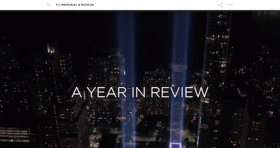 2017 Annual Report – National Sep 11 Memorial & Museum Thumbnail Preview