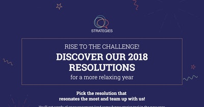 Rise to the 2018 Resolutions Challenge Thumbnail Preview
