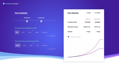Investment Calculator Thumbnail Preview