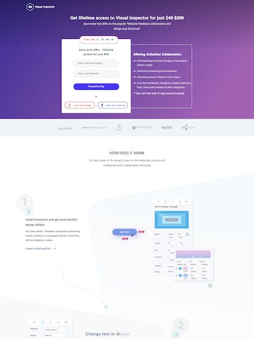Visual Inspector – Early Bird Offer Thumbnail Preview