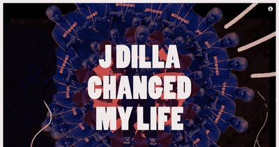 J Dilla Changed My Life Thumbnail Preview