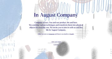 In August Company Thumbnail Preview