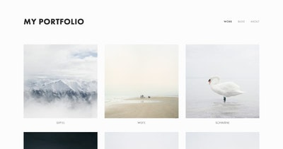 Create a Freelance Portfolio to wow clients using Squarespace