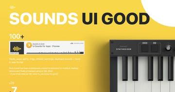 Sounds UI Good Thumbnail Preview