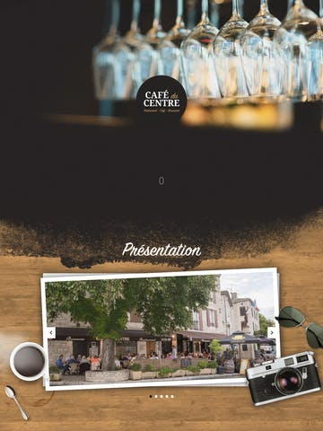 Cafe Du Centre Thumbnail Preview