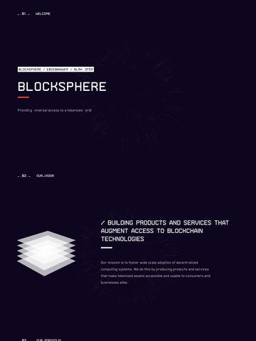 Blocksphere Thumbnail Preview