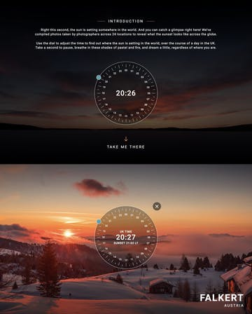 Sunsets Around the World Thumbnail Preview