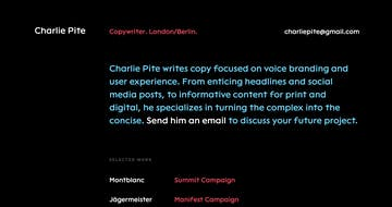 Charlie Pite Thumbnail Preview