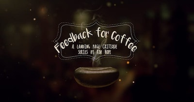 Feedback for Coffee – Ep 01 ☕️