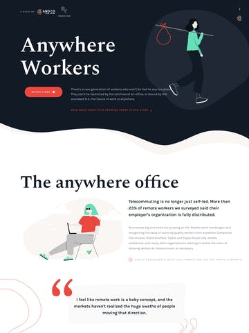 The Anywhere Workers Thumbnail Preview