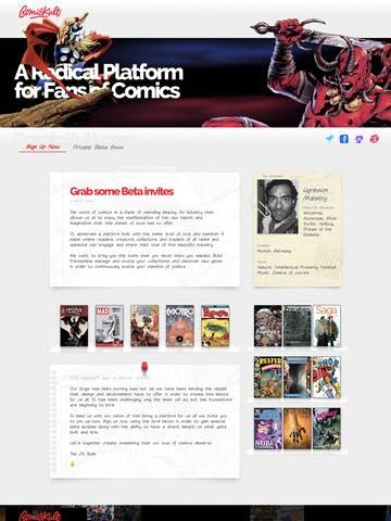 ComicKult Thumbnail Preview