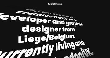 Romain Granai Thumbnail Preview
