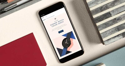 How to sell your products using the Squarespace Commerce platform