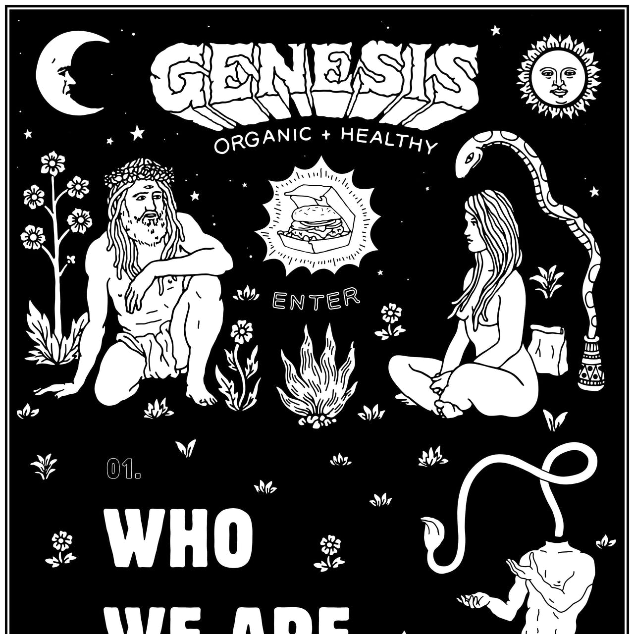 Genesis Website Screenshot
