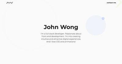 John Wong Thumbnail Preview