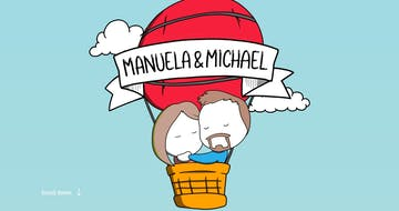 3 years Manuela & Michael Thumbnail Preview