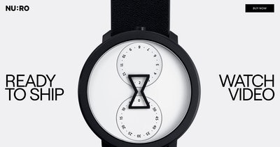 NU:RO Watch Thumbnail Preview