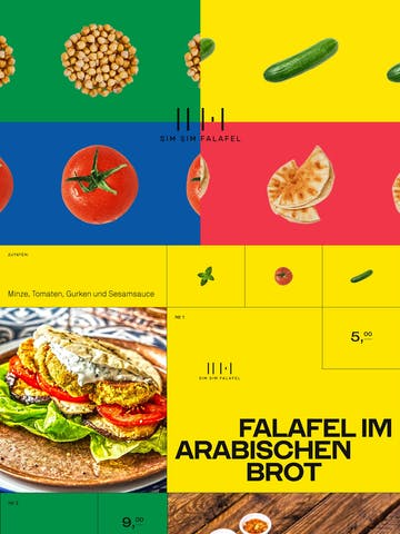Sim Sim Falafel Thumbnail Preview