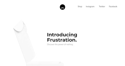 Frustration Thumbnail Preview