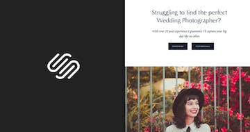 How to create a Converting Landing Page using Squarespace