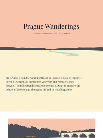 Prague Wanderings Thumbnail Preview