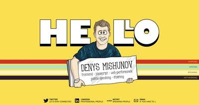 Denys Mishunov Thumbnail Preview